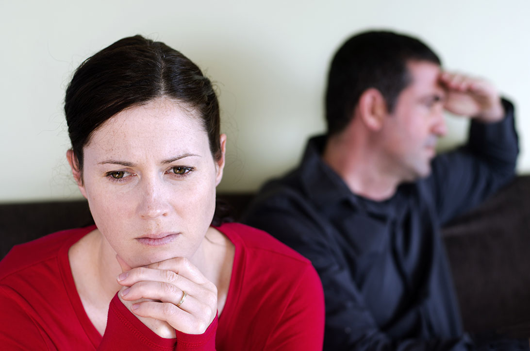 einvernehmliche Scheidung, wenn Eltern getrennt Leben
