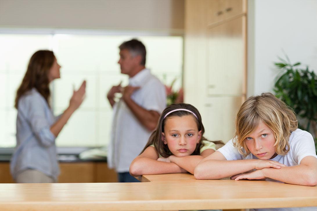 Kindercoach hilft bei Trennung und Scheidung